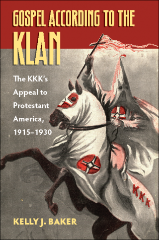 Gospel According to the Klan Cover